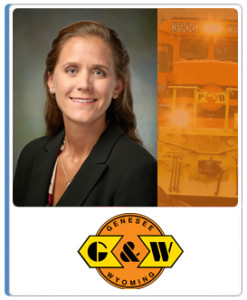 Speaker: Ms. Kristine Storm, Vice President of Purchasing, Genesee & Wyoming Inc.