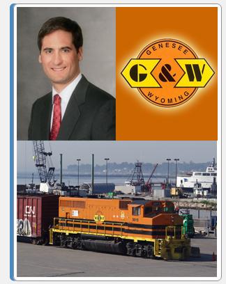 Keynote: John C. Hellmann, Chief Executive Officer, Genesee & Wyoming Inc.
