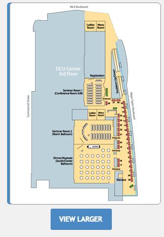 Expo Floor Plan
