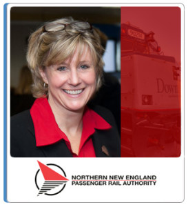 Ms. Patricia Quinn, Exec Director, Northern New England Passenger Rail Authority