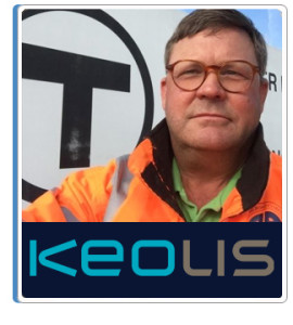 Ernest Piper, Chief Mechanical Officer, Keolis Commuter Services