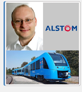 Keynote: Andreas Frixen, Tender Manager Fuel Cell Trains, Alstom Transport Deutschland GmbH, Salzgitter, Germany